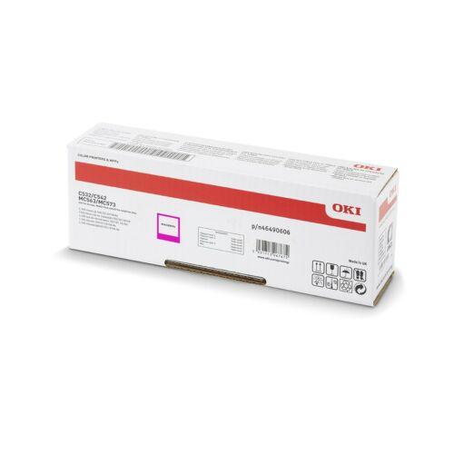 Oki C532/C542 High Toner Magenta 6K (Eredeti)