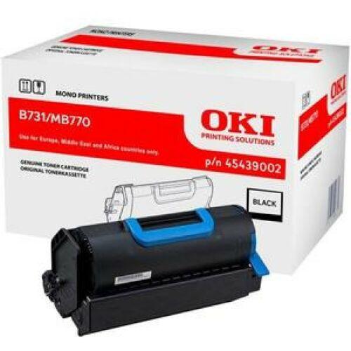 Oki B731/Mb770 Toner 36K (Eredeti)