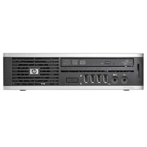 Hp Compaq Elite 8300 Usdt; Core I5 3470S 2.9Ghz/8Gb Ram/256Gb Ssd New