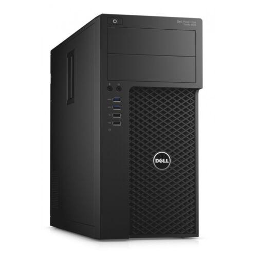 Dell Precision 3620; Intel Xeon E3-1220 V5 3.3Ghz/16Gb Ram/256Gb Ssd New + 1Tb Hdd