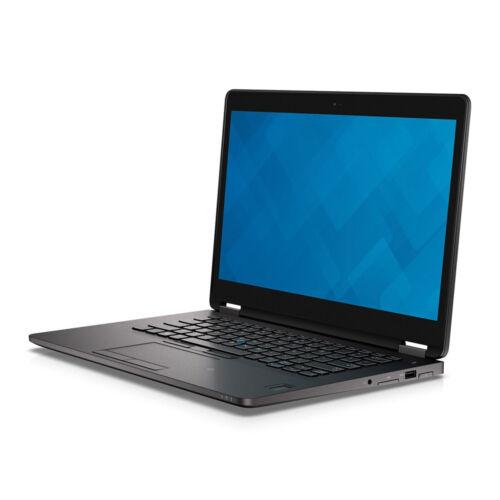 Dell Latitude E7470; Core I5 6300U 2.4Ghz/8Gb Ram/256Gb M.2 Ssd/Battery Vd