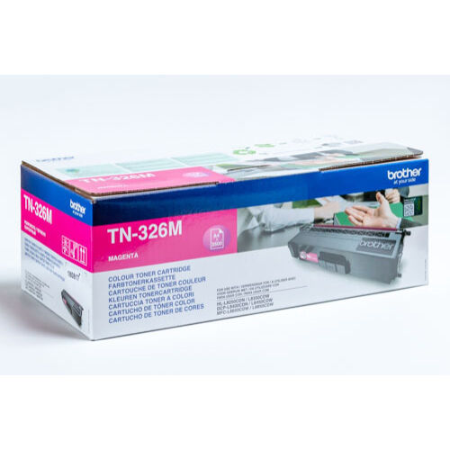TN-326 MAGENTA 3,5K EREDETI BROTHER TONER