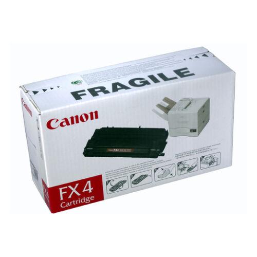 FX4 (FX-4) CANON EREDETI LEÉRTÉKELT TONER