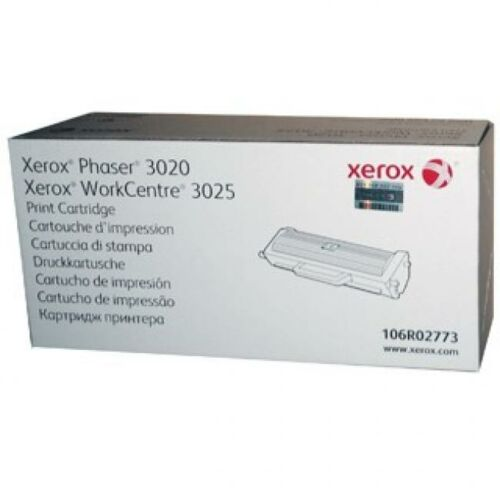 3020/3025 1,5K (106R02773) EREDETI Xerox Toner