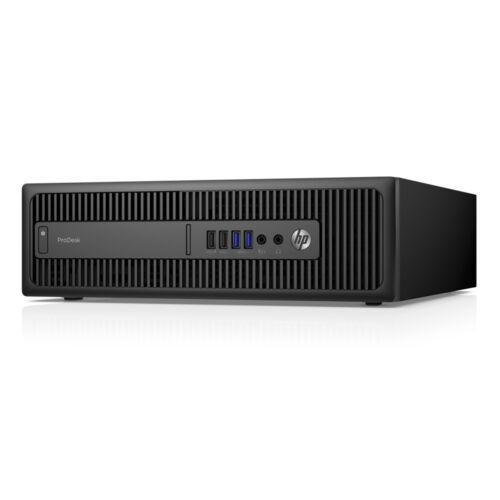Hp Prodesk 600 G2 Sff; Core I3 6100 3.7Ghz/4Gb Ram/500Gb Hdd