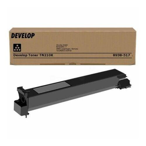 Develop TN 210K lézertoner fekete