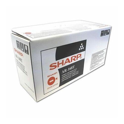 Sharp Ar168 Fénymásolótoner Fekete