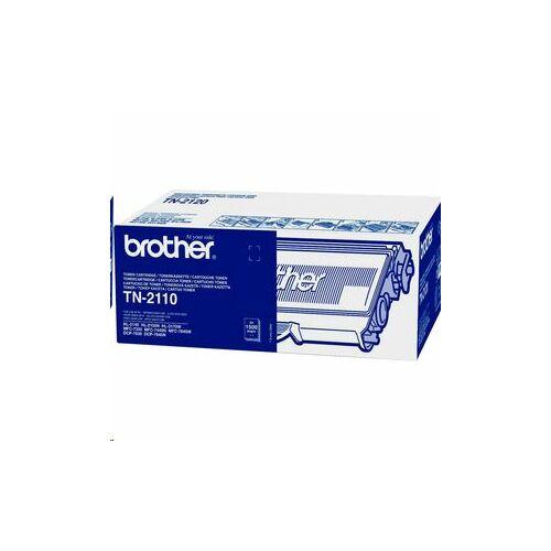 Brother TN2110 toner fekete